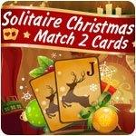 Solitaire Christmas — Match 2 Cards