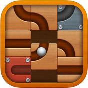Roll the Ball— slide puzzle