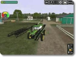 John Deere Drive Green Farming