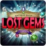 Antique Shop: Lost Gems — London