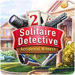 Solitaire Detective 2— Accidental Witness