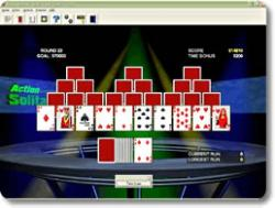Action Solitaire