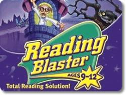 Reading Blaster Ages 9−12