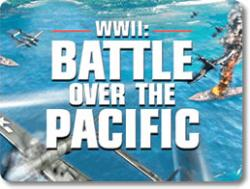 WWII Battle Over the Pacific