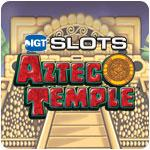 Bring casino games into your home! Discover the ancient empires of Mexico with Aztec Temple.