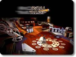 Roll Em Up Pinball