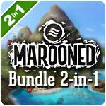 Marooned Bundle 2 in 1 — Free PC