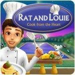 Rat and Louie— Cook from the Heart