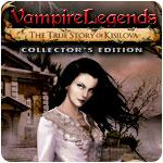 Vampire Legends: The True Story of Kisilova Collector's Edition — Free PC