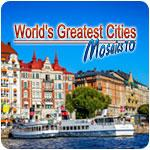 World's Greatest Cities Mosaics 10