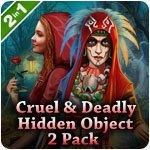 Cruel & Deadly Hidden Object 2 Pack